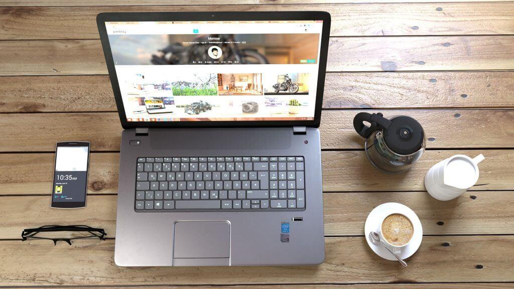 załóż blog